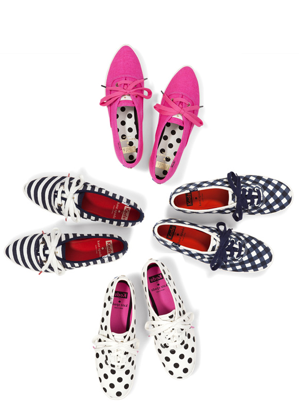 Keds x kate spade new york collection