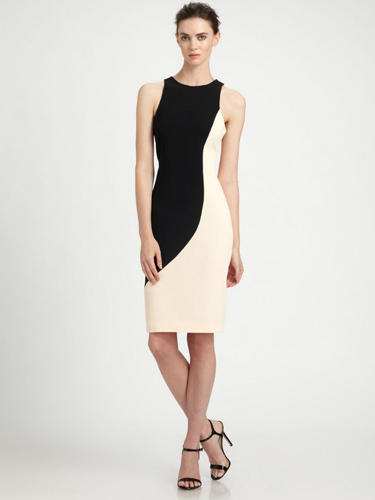 Rachel Roy Sculpted Dress