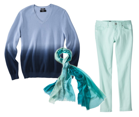 Target - Spring trendS: fluoresce, pastels & ombre