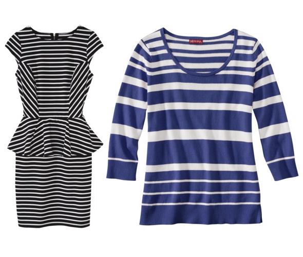 Target - Spring trend: stripes