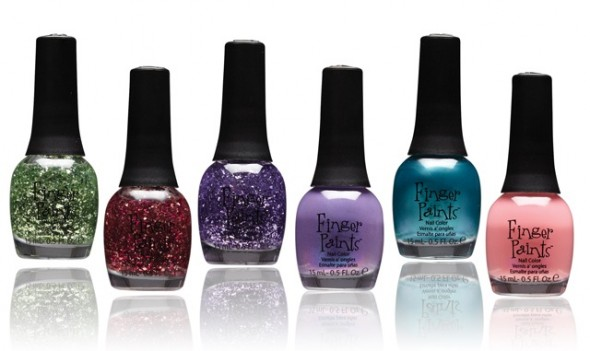 Wild About Spring new collection of Finger Paints Nail Polish