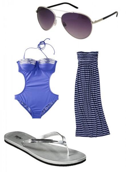 Target swimwear look 1