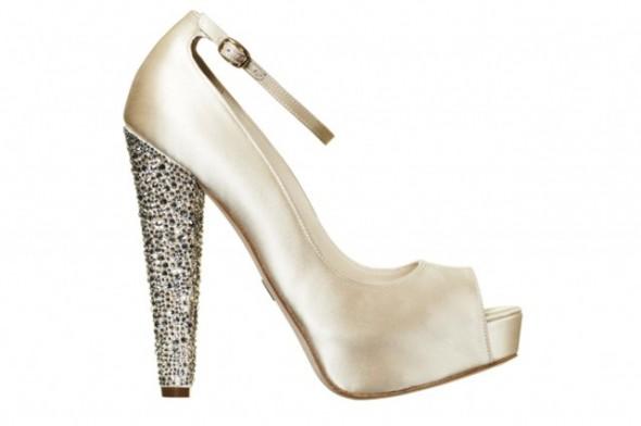 Brian Atwood bridal shoes Martina-Strass