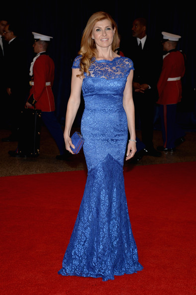 Connie Britton at the White House Correspondents' Association Dinner
