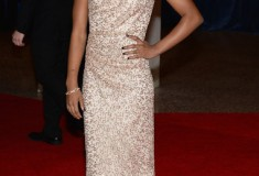Gabrielle Douglas at the White House Correspondents' Association Dinner