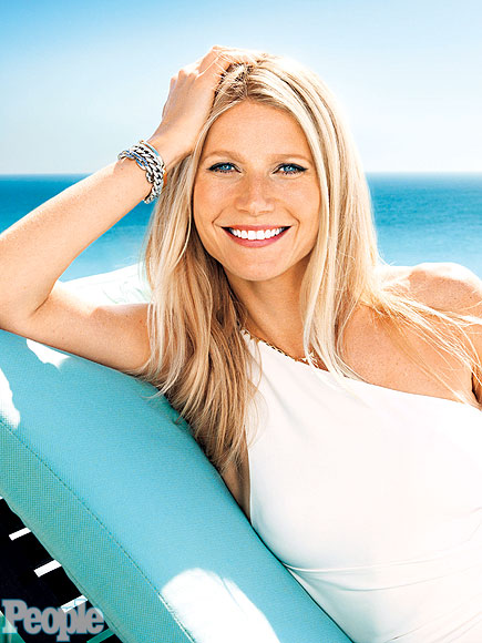 Gwyneth Paltrow People Magazine Most Beautiful Woman