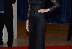 Irina Shayk at the White House Correspondents' Association Dinner