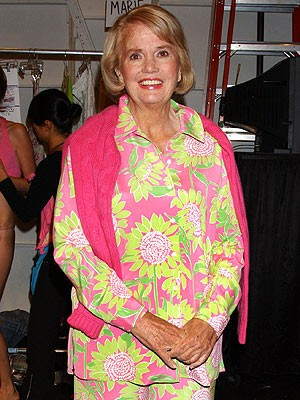 RIP Lilly Pulitzer