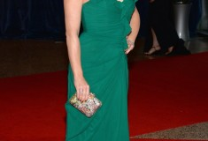 Megan Hilty at the White House Correspondents' Association Dinner