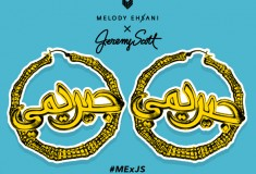 What's Haute Right Now: Melody Ehsani x Jeremy Scott 
