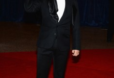 Psy at the White House Correspondents' Association Dinner