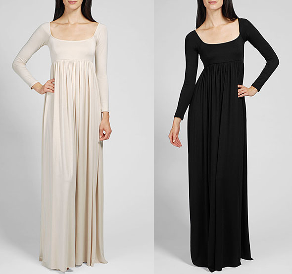 Rachel Pally Isa dress in cream or black