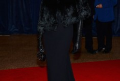 Sharon Stone at the White House Correspondents' Association Dinner