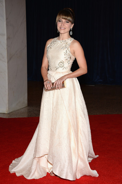 Sophia Bush at the White House Correspondents' Association Dinner