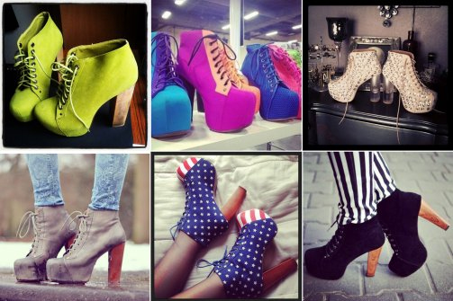 Jeffrey Campbell Lita - the ugliest shoe in the world