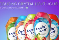 Sponsored: #FeelTheFlavor and enter the Crystal Light Liquid Instagram contest to win a gift bag full of fun summer essentials!