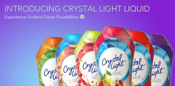 Crystal Light Liquid