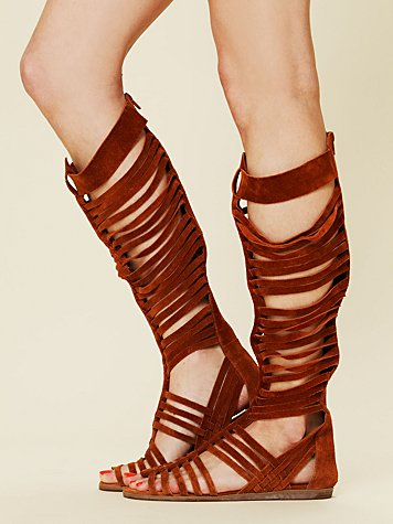 Jeffrey Campbell for Free People Sarafina Sandal