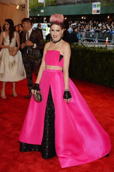 "Julie Macklowe ""PUNK: Chaos To Couture"" Costume Institute Gala"