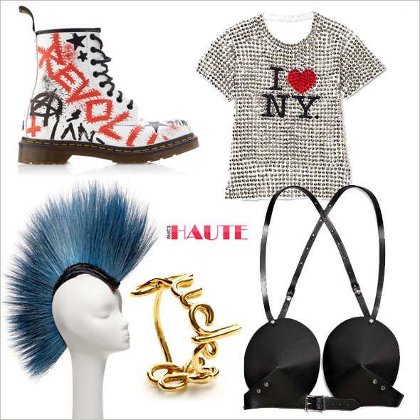 Moda Operandi punk shop