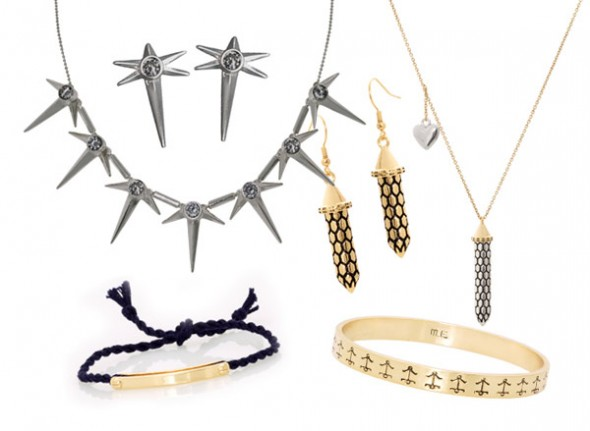 Nikki Reed Jewelry Line for 7 For All Mankind