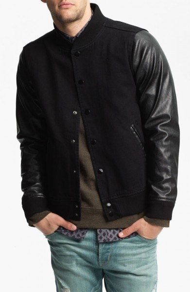 Obey 'Youth' Varsity Jacket