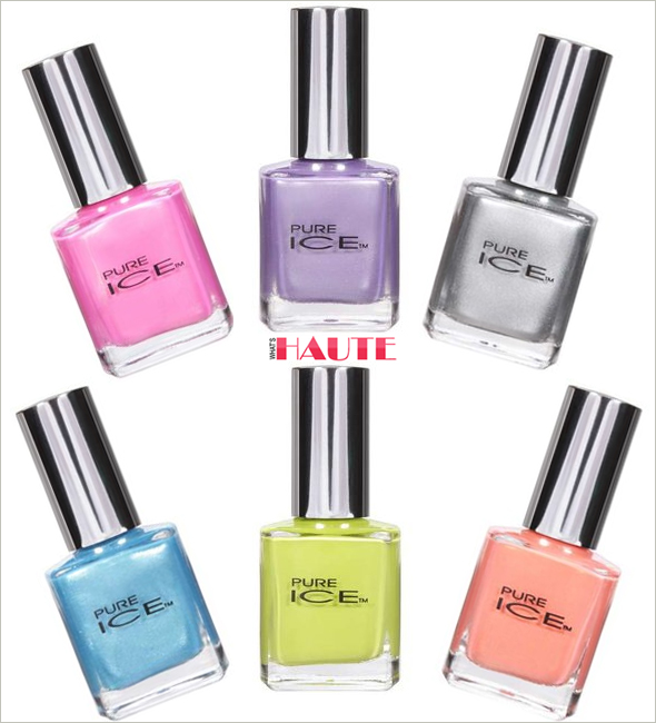 Haute buy: Pure Ice nail enamels - What\'s Haute™