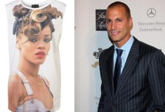 Haute news roundup: Rihanna sues Topshop; Nigel Barker and his wife to launch beauty lines + more