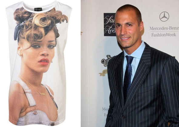 Rihanna sues Topshop; Nigel Barker's two makeup lines, Beauty Equation and BE