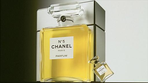 The $4,200 bottle of perfume Chanel No 5