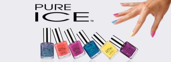 Pure Ice nail enamels