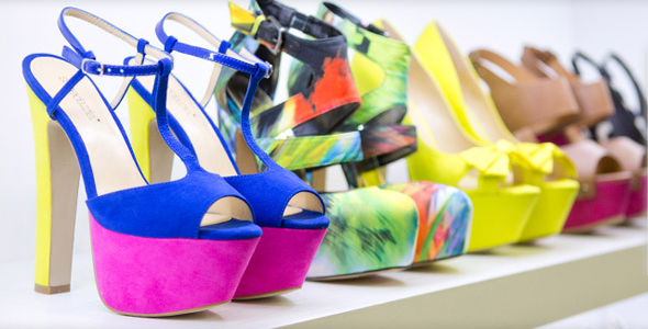 Shoedazzle May showroom