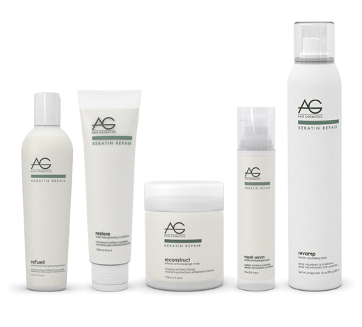 AG Hair Keratin Repair hair care products