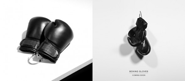 Alexander Wang Boxing Gloves