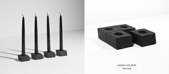 Alexander Wang Candle Holders