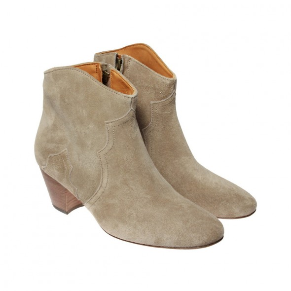 Etoile Isabel Marant Dicker Boots