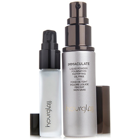 Skin care tips: Achieve a flawless complexion with Hourglass Immaculate Liquid Powder Foundation & Primer Duo