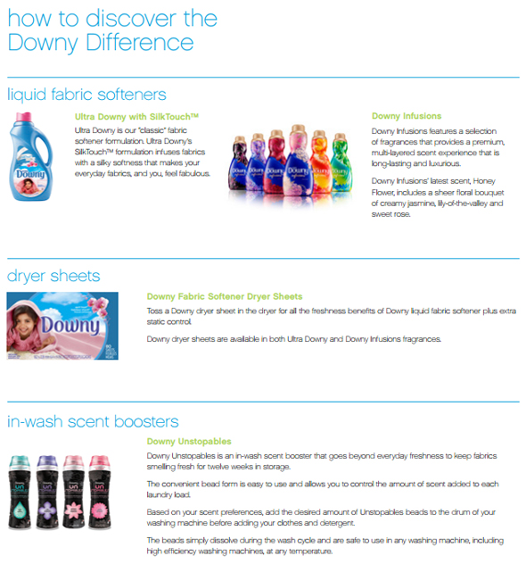 How to Discover the Downy Difference