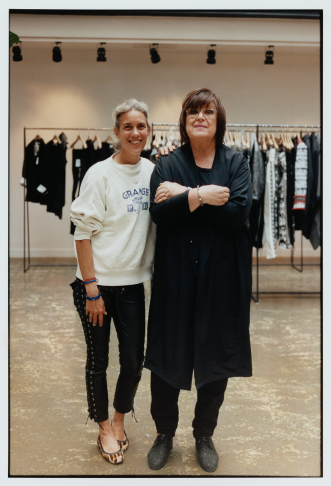 Isabel Marant pour H&M and Margareta van den Bosch