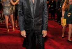 Adam Lambert attends the 2013 MTV Video Music Awards - Red Carpet