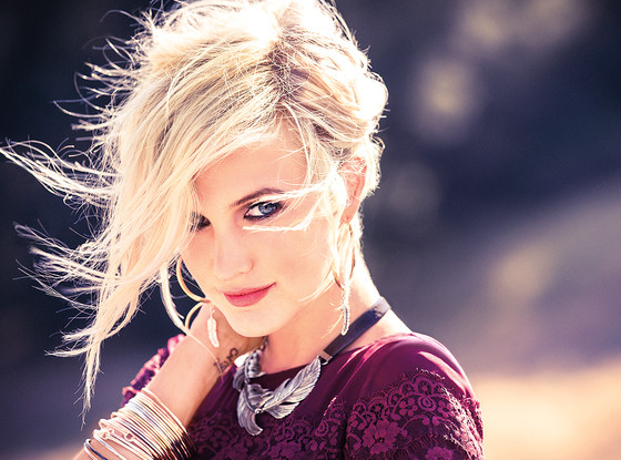 Ashlee Simpson for Jessica Simpson clothing