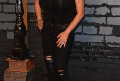 Big Ang' Raiola attends the 2013 MTV Video Music Awards