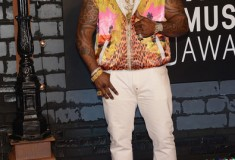Busta Rhymes attends the 2013 MTV Video Music Awards