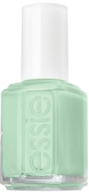 Beauty How-to: Re-create a spa pedicure at home - Essie Mint Candy Apple Nail Polish