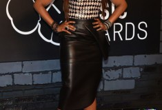 Jennifer Hudson attends the 2013 MTV Video Music Awards