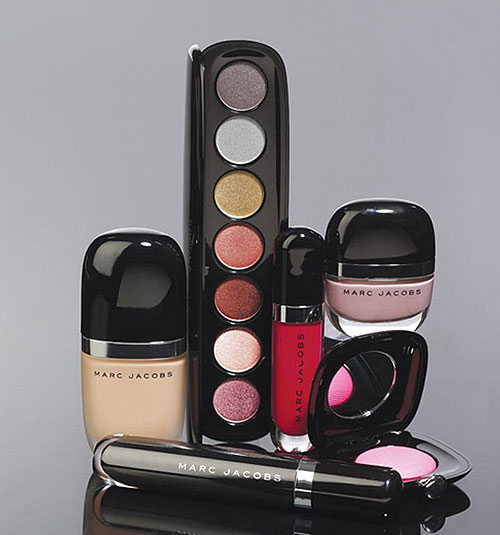 Marc Jacobs First Makeup Collection at Sephora