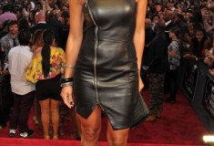 Melissa Gorga attends the 2013 MTV Video Music Awards - Red Carpet