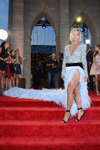 Rita Ora at the 2013 MTV Video Music Awards
