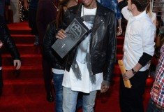 Wiz Khalifa at the 2013 MTV Video Music Awards