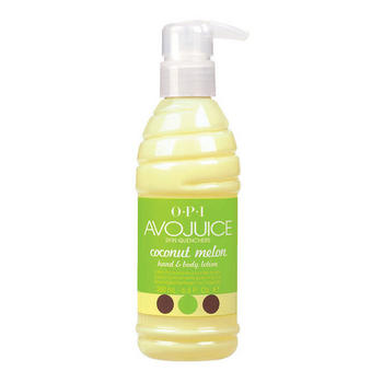 Beauty buys: OPI Avojuice Skin Quenchers Coconut Melon Hand & Body Lotion